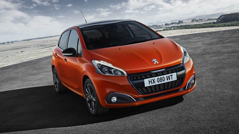 Peugeot 208 2015, ya a la venta desde 12.840 euros