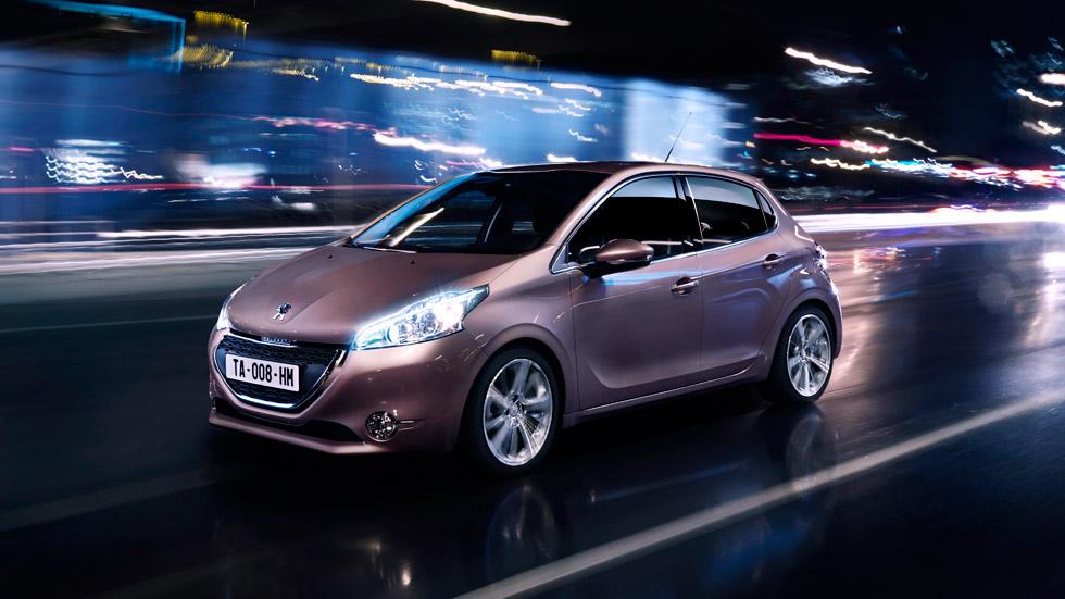 Peugeot 208: cómpralo y no pagues hasta 2014