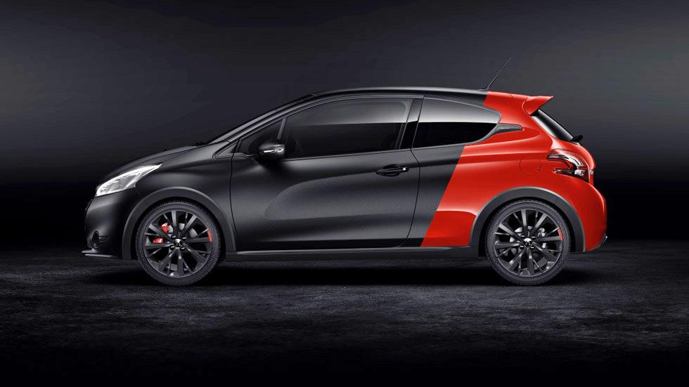 Peugeot 208 GTi 30th, rabia desatada por 26.780 euros