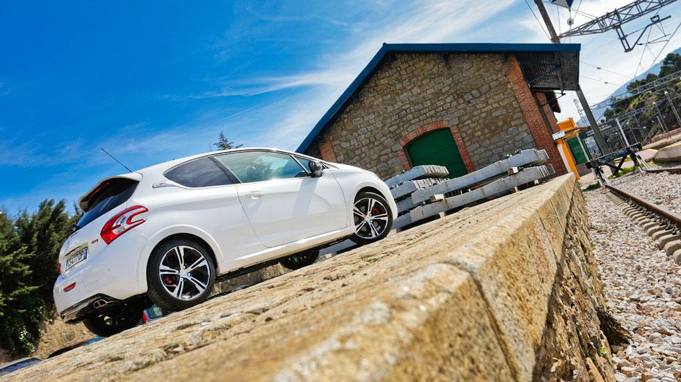 Prueba: Peugeot 208 GTi, virtud deportiva
