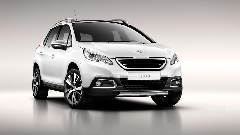 Peugeot 2008, el nuevo SUV pequeño de la marca gala