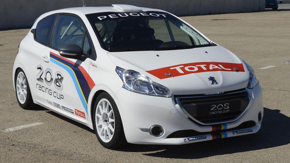 Peugeot busca por Internet a pilotos para las 24h de Nurburgring