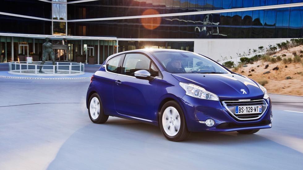 Peugeot 208 1.2 e-VTi, gasolina con Stop&Start