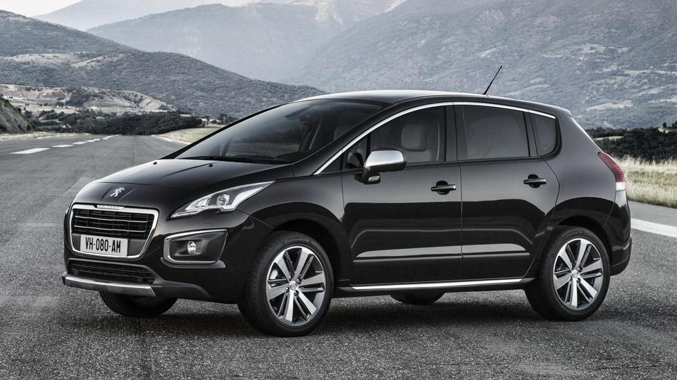Peugeot renueva el 3008 y el 3008 Hybrid4