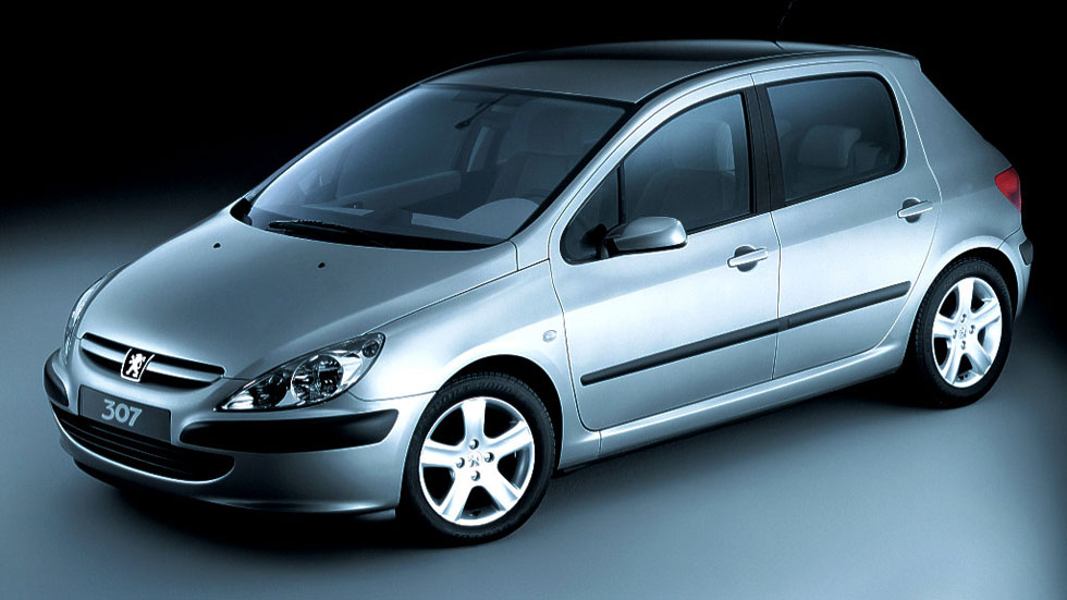Historia del Peugeot 307