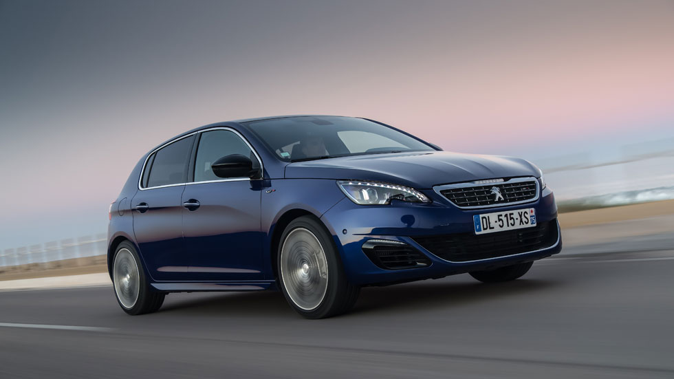 primera prueba peugeot 308 1 2 puretech 130 s s eat6 pura eficiencia. Black Bedroom Furniture Sets. Home Design Ideas