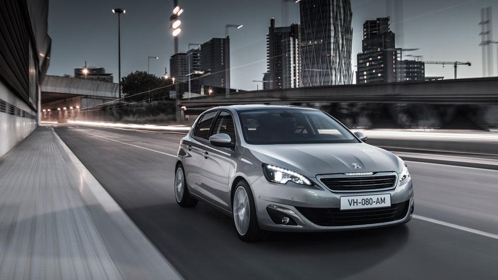 "Contacto: Peugeot 308 II, paso al ""Frenchwagen"""