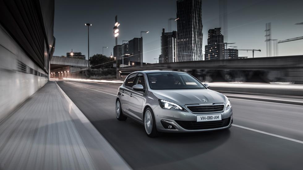 El nuevo Peugeot 308, a la venta por 13.900 euros