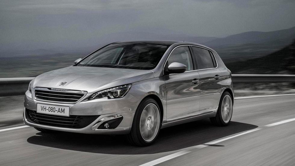Peugeot 308: nuevos motores 1.2 PureTech y 2.0 BlueHDI