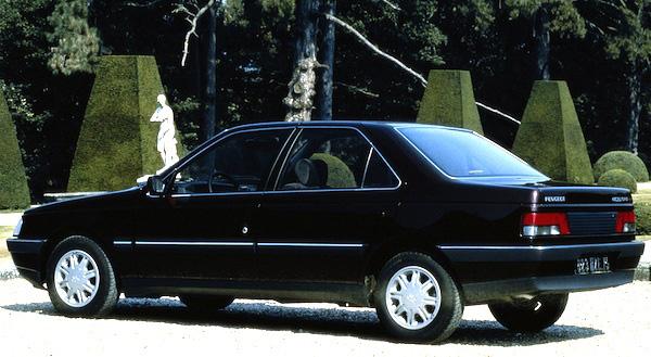 Peugeot 405 (1988)
