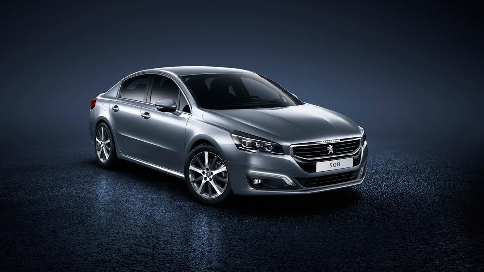 Nuevo Peugeot 508 2015, elegancia con carácter