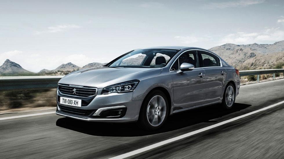 Peugeot 508: 4 años de mantenimiento gratis