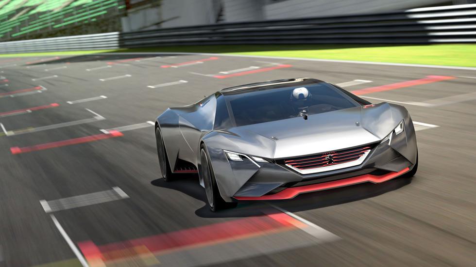 Peugeot Vision Gran Turismo, nueva bestia deportiva para GT6