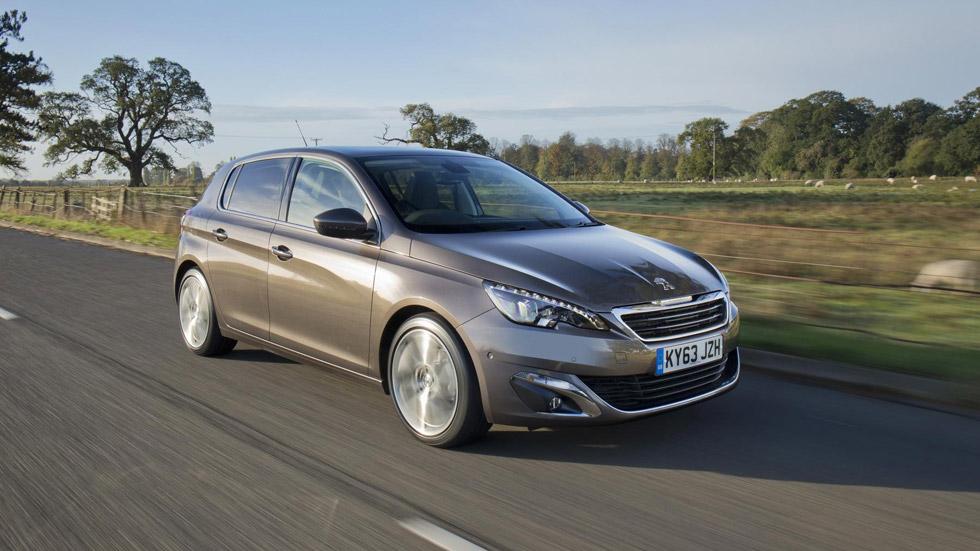 El Peugeot 308 estrenará un nuevo motor tricilíndrico turbo
