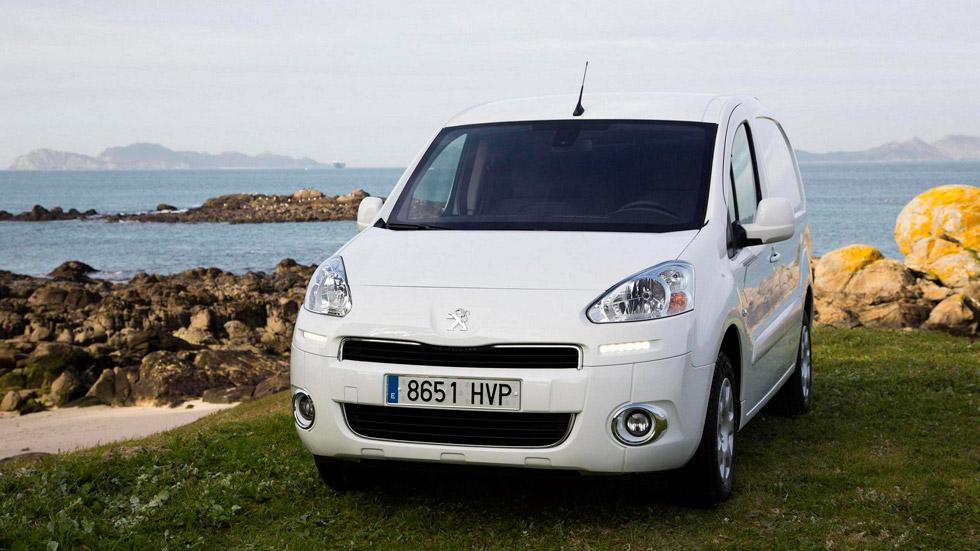 Peugeot Partner Electric: el eléctrico gallego