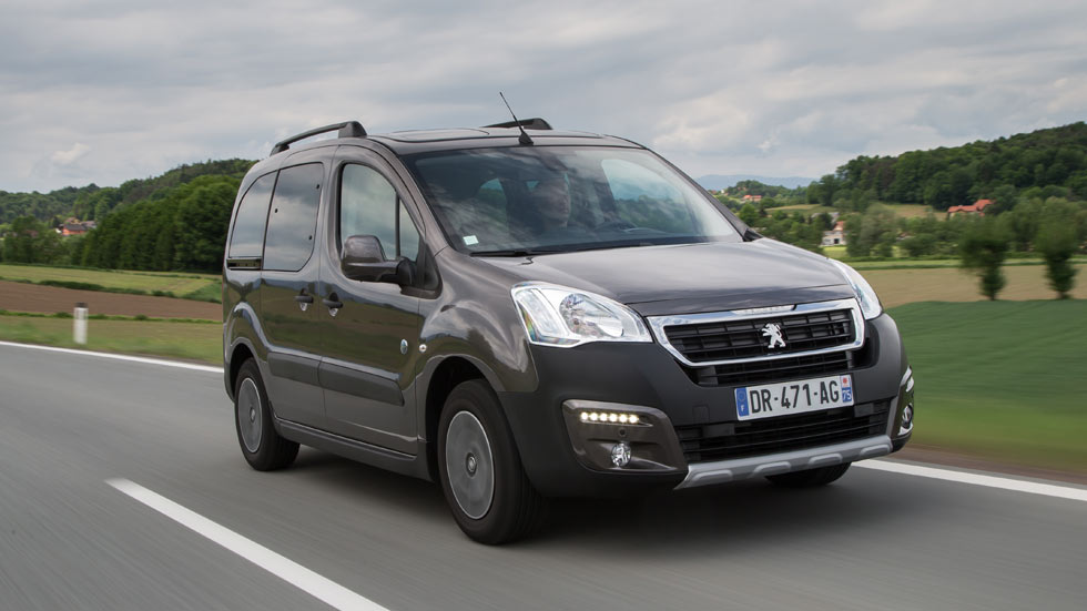 Primera prueba: Peugeot Partner 2015, en su mejor momento