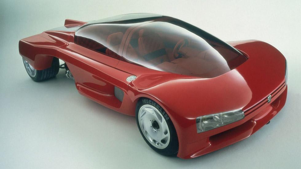 Los cinco prototipos más espectaculares de Peugeot