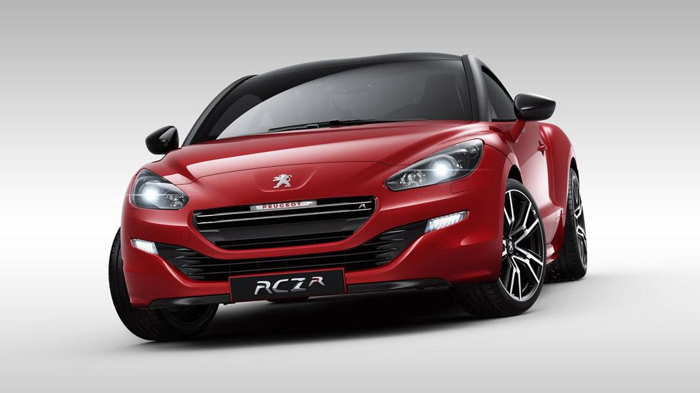 Peugeot RCZ-R, el 'león' de los 270 CV