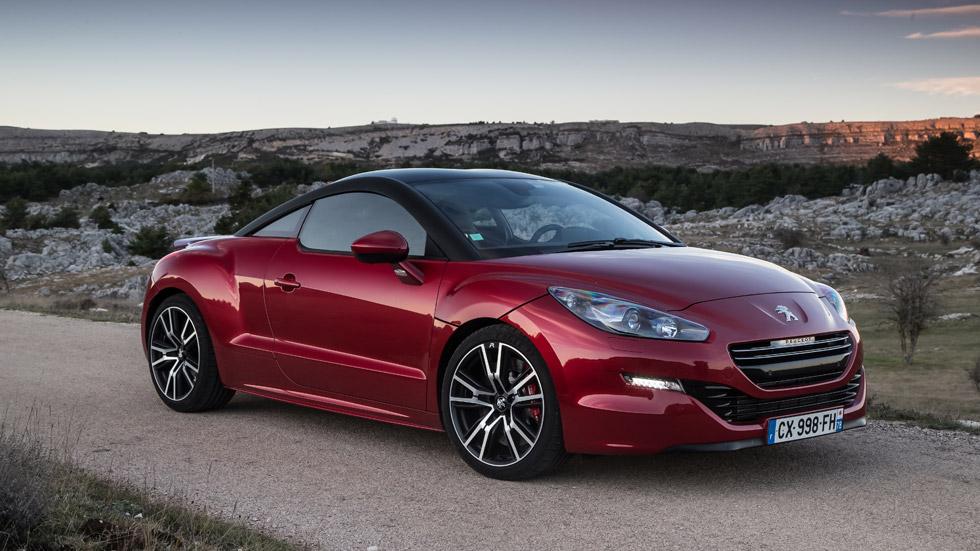 Peugeot RCZ R: el felino más potente ya tiene precio