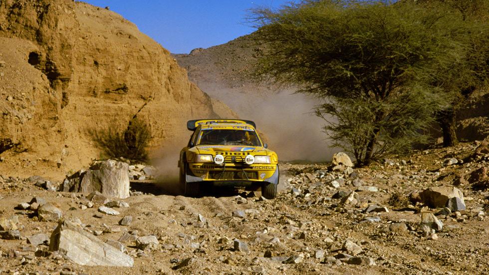 Rallyes TT: Peugeot confirma su retorno al Dakar con Carlos Sainz