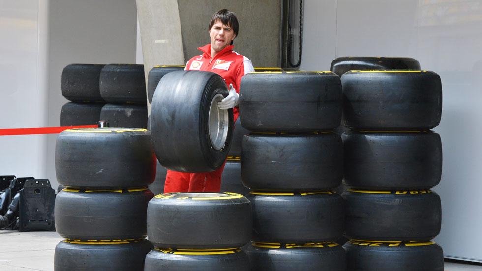 Última hora, Pirelli descarta los neumáticos blandos para Bahréin