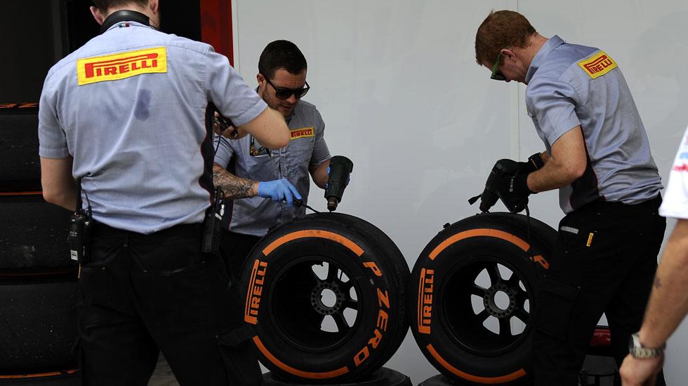 La FIA no admite los cambios propuestos por Pirelli