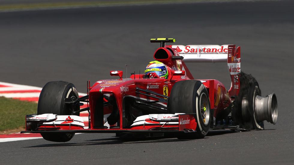 Pirelli se justifica de los problemas en Silverstone