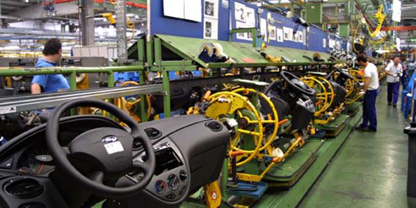 La planta de Ford Almussafes amplía la producción para el Kuga