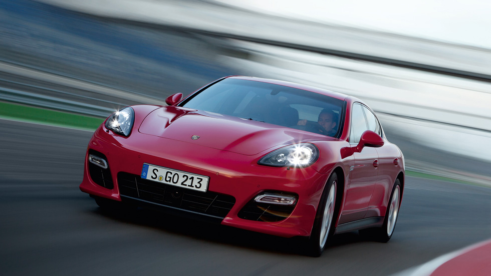 Porsche Panamera, el coche usado más difícil de vender