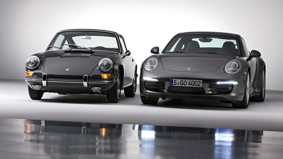 Porsche celebra los 50 años de su 'nueveonce'