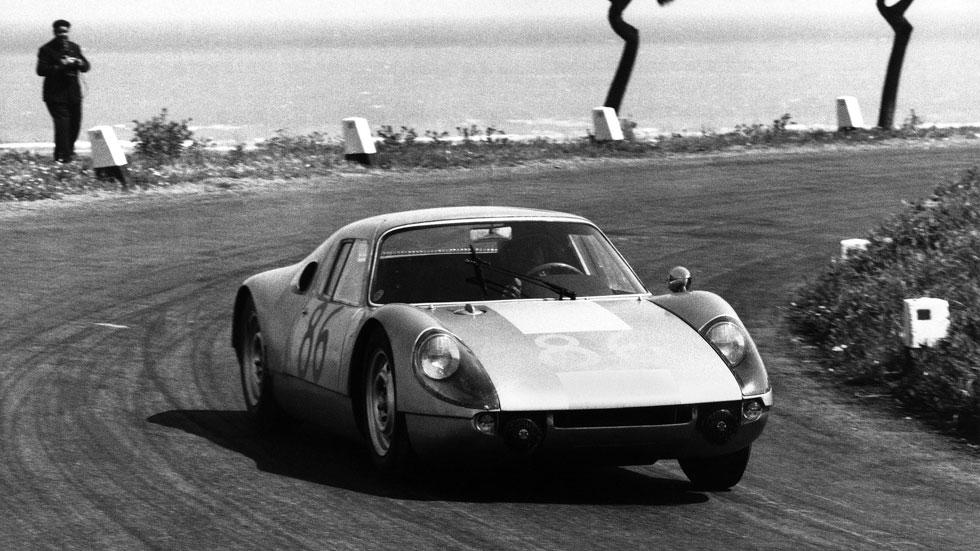 50 años de la victoria del Porsche 904 GTS en la Targa-Florio