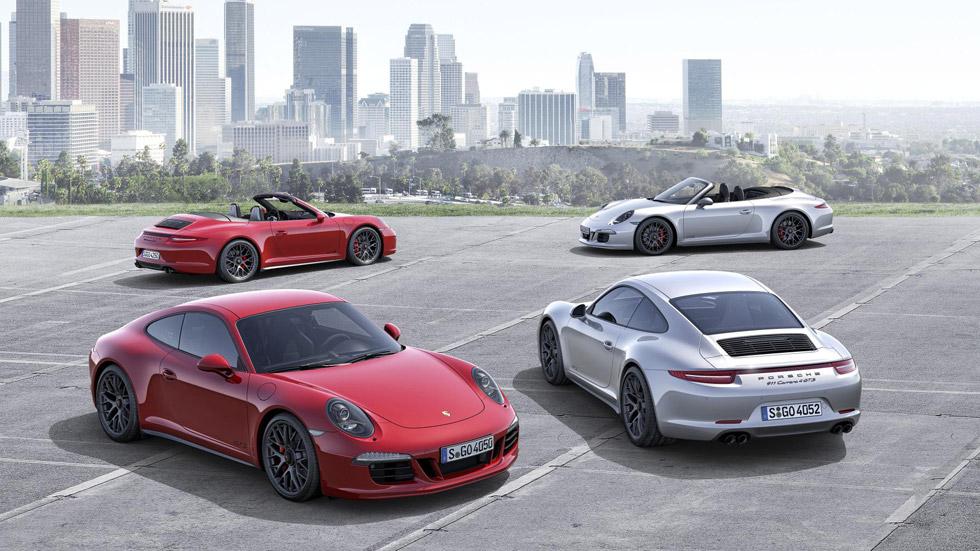 Porsche 911 Carrera GTS, en los 430 CV está el equilibrio