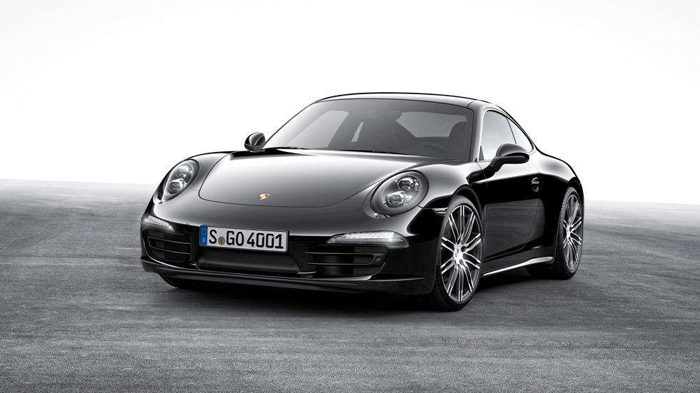 Porsche 911 y Boxster Black Edition, los 'hombres' de negro