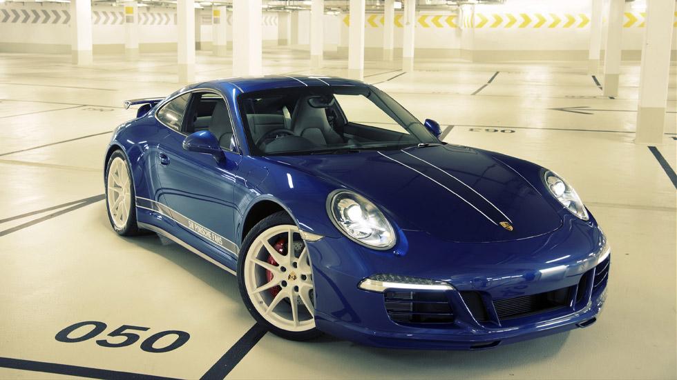 Un 911 hecho por las fans de Porsche en Facebook