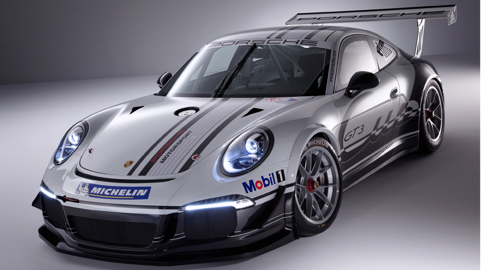 Porsche 911 GT3 Cup, 460 CV para su competición Mobil 1 Supercup
