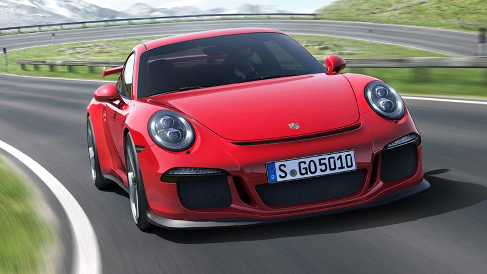 Porsche 911 GT3, la leyenda continúa