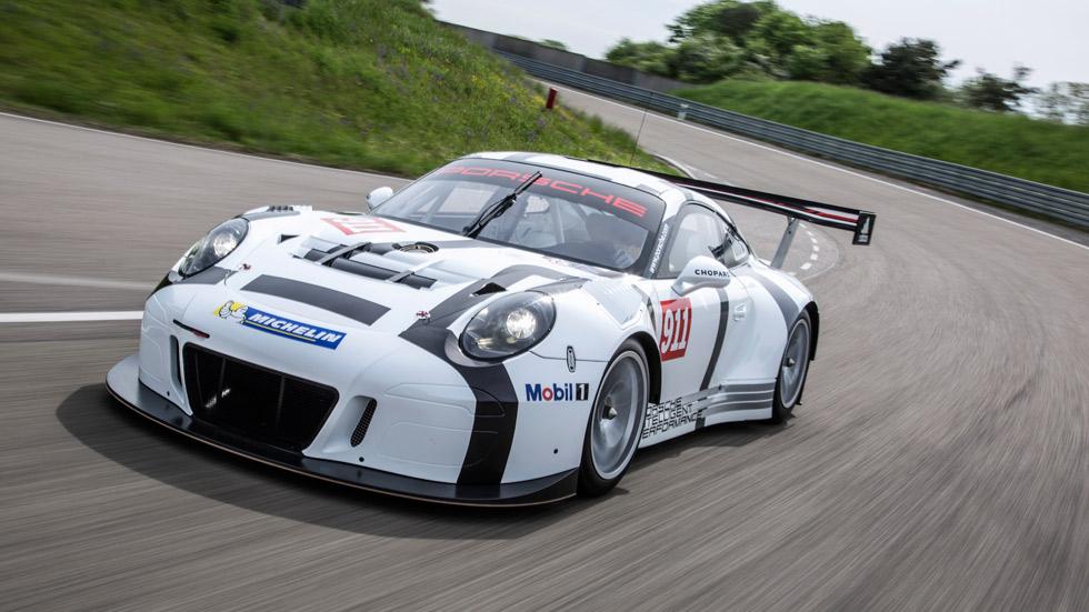 Porsche 911 GT3 R 2015, el circuito es suyo