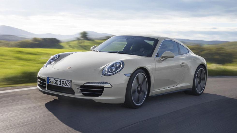 Porsche estrena el 'Paquete 50 aniversario' para el 911