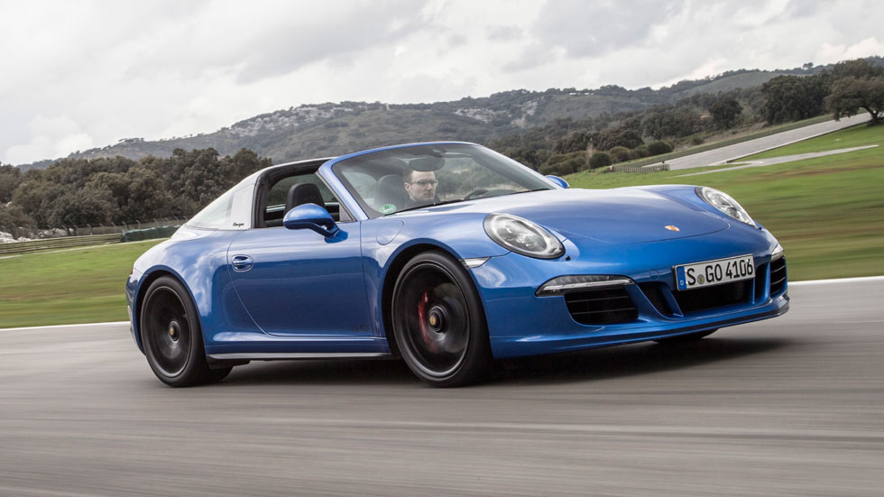 Primera prueba: Porsche 911 Targa 4 GTS, eterna tradición deportiva