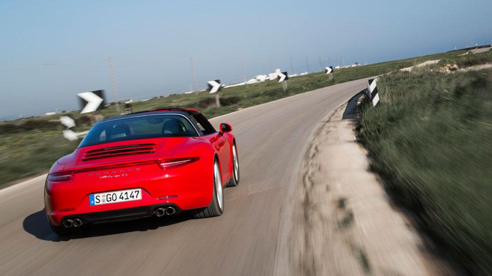 Contacto: Porsche 911 Targa, vuelta a los orígenes