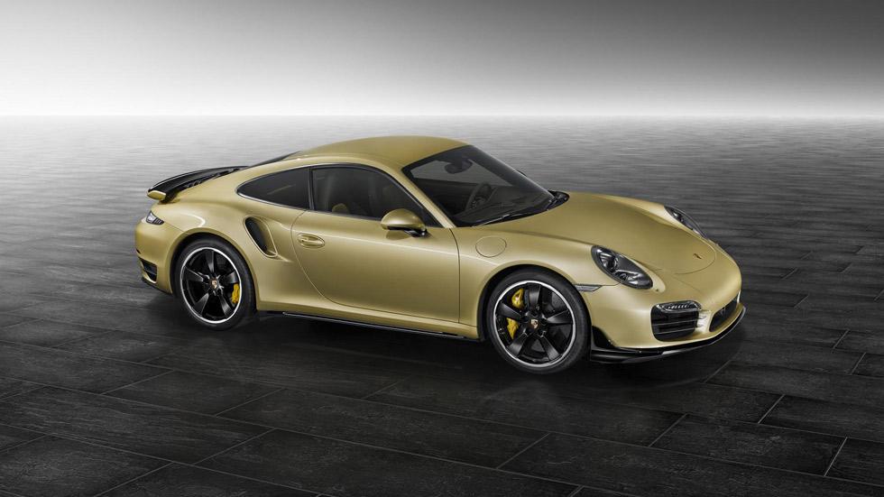 Porsche 911 Turbo y Turbo S Aerokit, mejorando la perfección