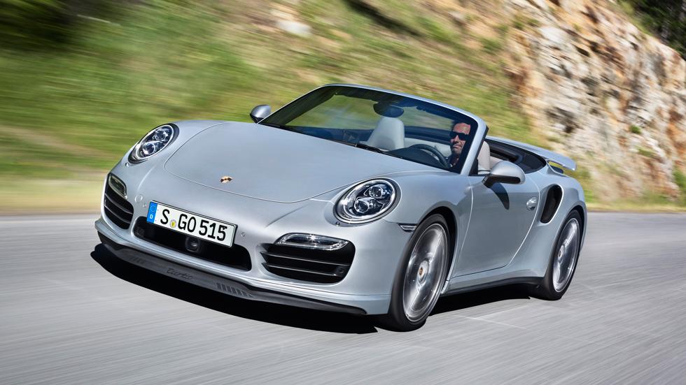 Porsche 911 Turbo Cabriolet, el mito se destapa