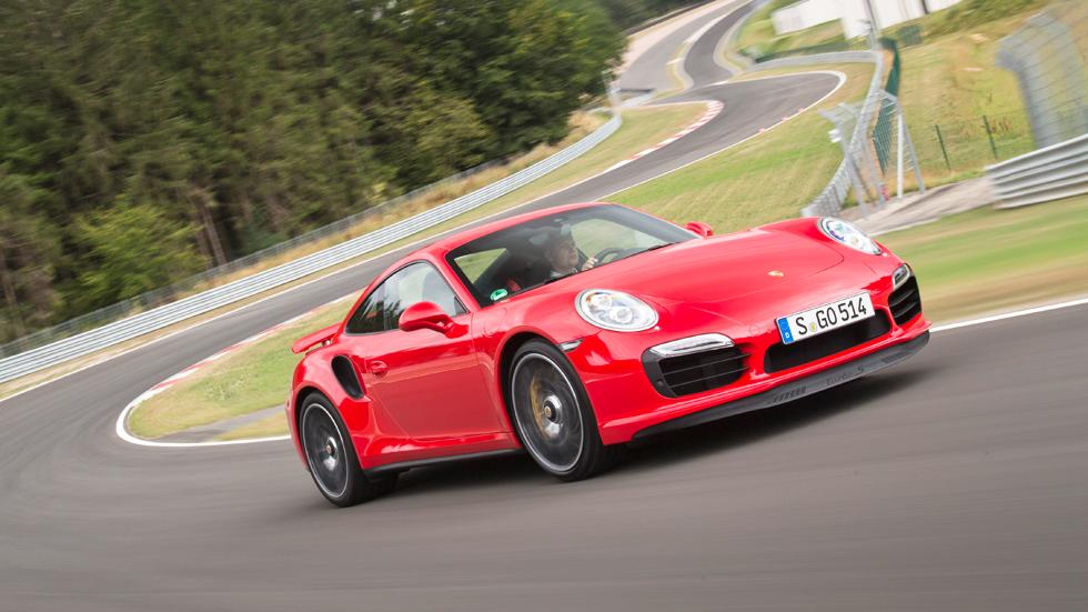 Contacto: Porsche 911 Turbo, máxima perfección
