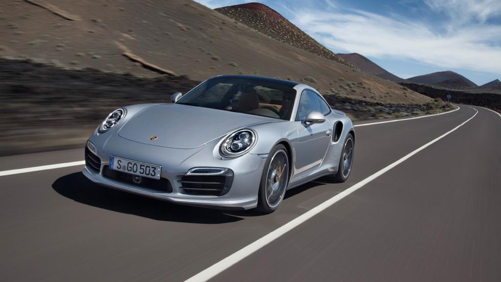 Nuevo Porsche 911 Turbo 2013: la perfección deportiva existe