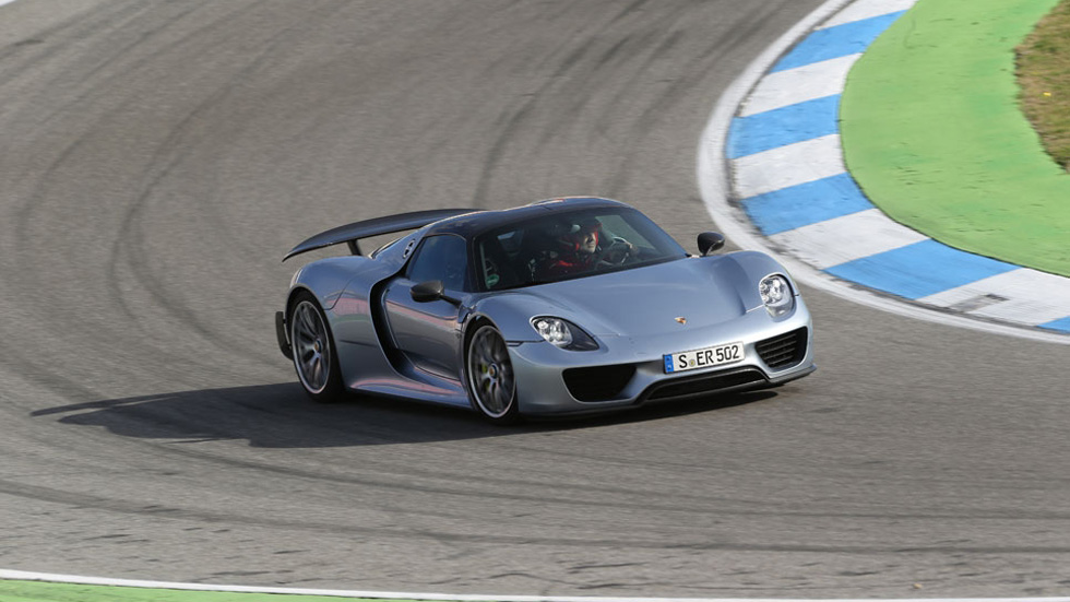 Todos los Porsche 918 Spyder, a revisión