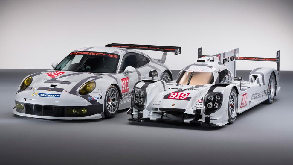 Porsche 919 Hybrid y 911 RSR, preparados para resistir