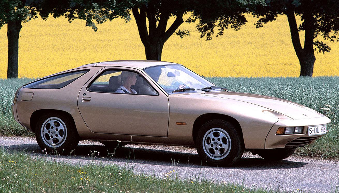 Porsche 928 (1978)