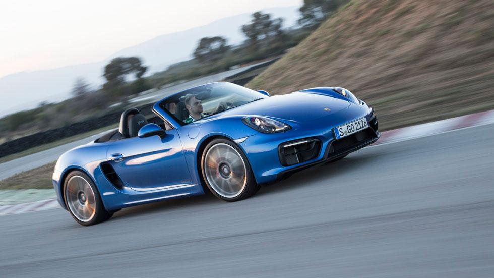 Contacto: Porsche Boxster/Cayman GTS, tope de gama
