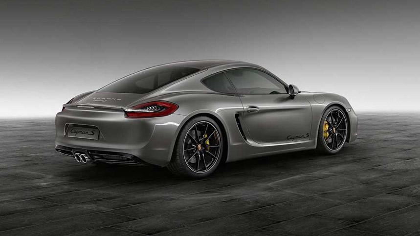 Nuevo Porsche Cayman 2016, ¿con motores de cuatro cilindros?