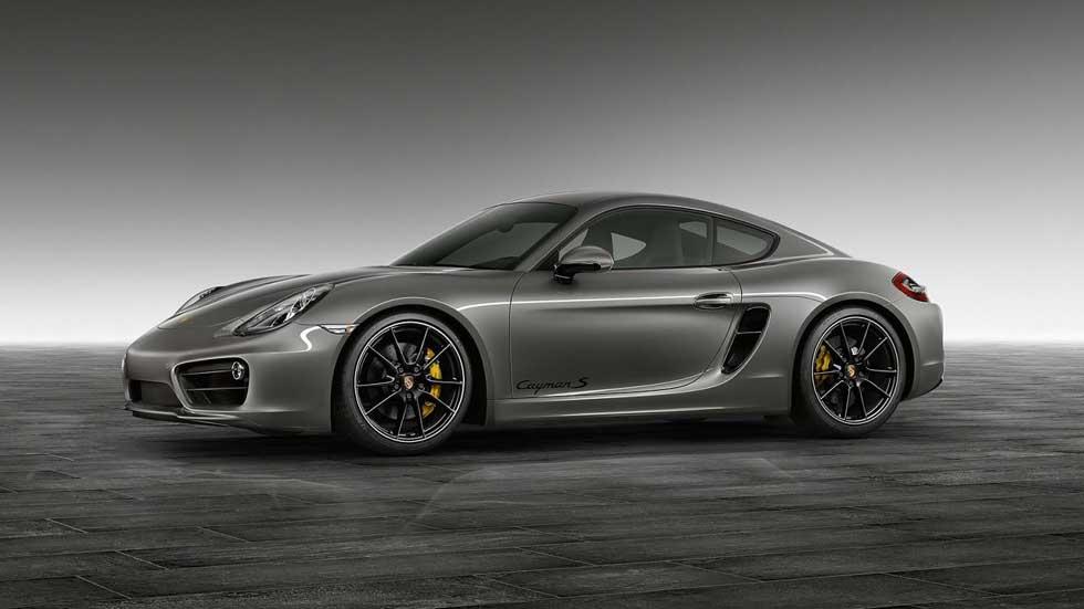 Porsche Exclusive Agate Grey Cayman S, una vuelta de tuerca estética